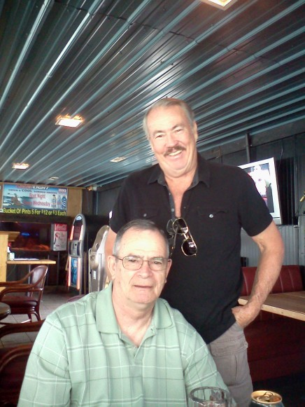 Authors Bob Wheeler and Fred Nicely