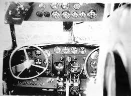 Amelia's Cockpit