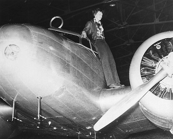 Amelia and the Electra
